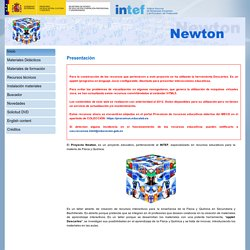 Proyecto Newton