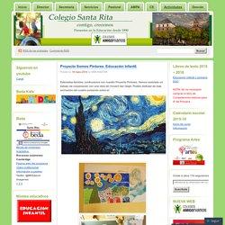 Proyecto Somos Pintores. Educación Infantil. | Colegio Santa Rita