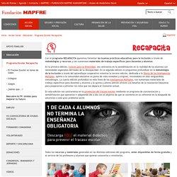 Proyecto Recapacita para la inclusión