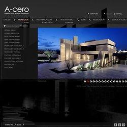 A-cero Estudio de arquitectura y urbanismo