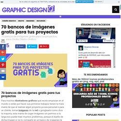 70 bancos de imágenes gratis para tus proyectos - @ElBlogDeEnrique