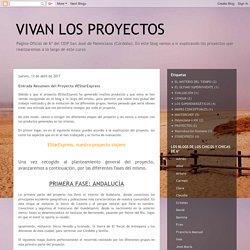 VIVAN LOS PROYECTOS: Entrada Resumen del Proyecto #EStarExpress