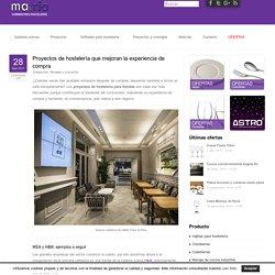 proyectos de hostelería para tiendas: IKEA y H&M