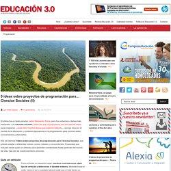 5 ideas sobre proyectos de programación para… Ciencias Sociales (II)