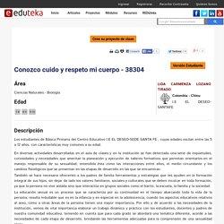 CONOZCO CUIDO Y RESPETO MI CUERPO - 38304