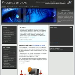 TOP 3: Prudence en ligne!