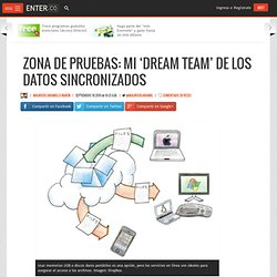 Zona de Pruebas: Mi 'dream team' de los datos sincronizados