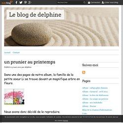 un prunier au printemps - Le blog de delphine