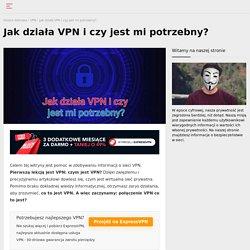Co to jest VPN i przed czym chroni?
