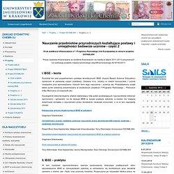 Nauczanie przedmiotów przyrodniczych kształtujące postawy i umiejętności badawcze uczniów cz. 2