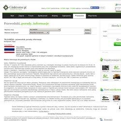 TAJLANDIA - przewodnik, mapy, wizy, porady, szczepienia w Globtroter.pl