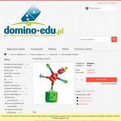 Przewracający się robot Domino-Edu.pl