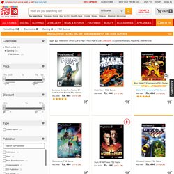 PS2 Games Online Store