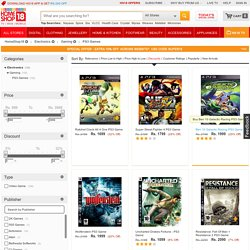 PS3 Games Online Store
