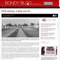 PSA Aulnay, il était une fin…