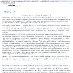 PsicoActiva.com: Libro electrónico Totem y tabú de Sigmund Freud.