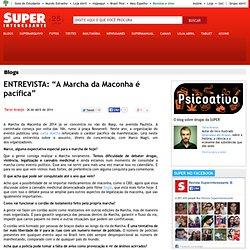 O blog sobre drogas da SUPER
