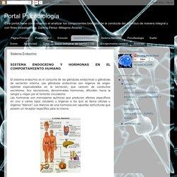Portal Psicobiología: Sistema Endocrino