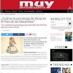 La psicología de Alicia en el País de las Maravillas