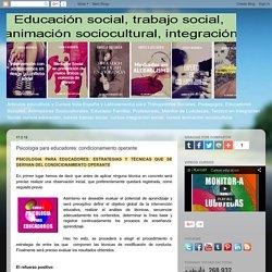 condicionamiento operante - Cursos educadores, cursos educacion