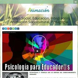 Psicología para Educadores
