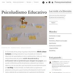 Psicología educativa y juegos de mesa.