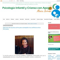 Psicología Infantil y Crianza con Apego: crianza