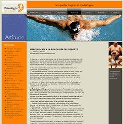 Psicologos del Deporte - Psicologia Deportiva