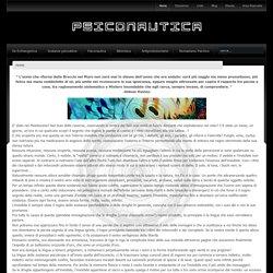 Psiconautica - il Portale degli Stati Altri di Coscienza