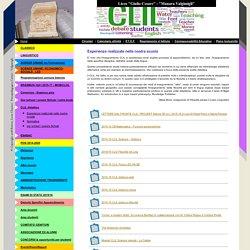 Liceo Classico Psicopedagogico Cesare Valgimigli - CLIL didattica