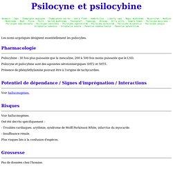 Psilocybine