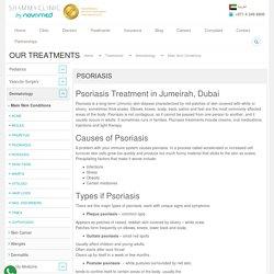 Psoriasis Treatment in Dubai