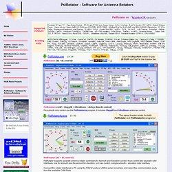 PstRotator - Software for Antenna Rotators