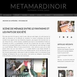 psychanalyse – MetaMardiNoir