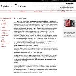 Psychanalyse, Psychanalyste - Michelle Tilman, psychanalyste