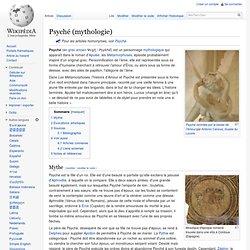 Psyché (mythologie)