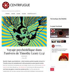 Voyage psychédélique dans l'univers de Timothy Leary