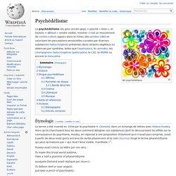 Psychédélisme