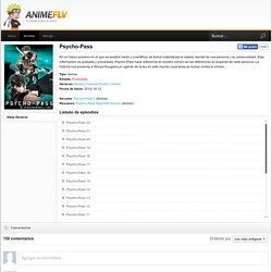Psycho-Pass Online