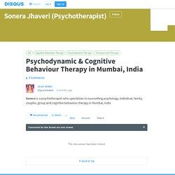 Psychodynamic & Cognitive Behaviour Therapy in Mumbai, India