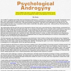 Androgyny - Wikipedia