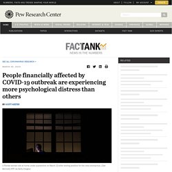 The psychological toll COVID-19 may be taking on Americans