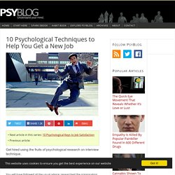 psychological intervention research techniques essay A discussion on qualitative research in physical activity the future of qualitative research in physical the effectiveness of psychological interventions in.