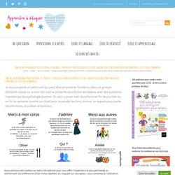 Tableau de psychologie positive pour les enfants : un rituel pour ressouder les liens, donner un espace pour parler des émotions et cultiver le bonheur