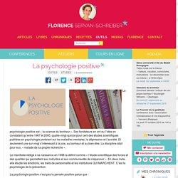 Le site de Florence Servan-Schreiber