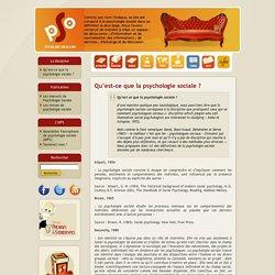 Psychologie-sociale.org: Qu'est-ce que la psychologie sociale ?
