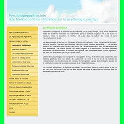 Les théories du bonheur - psychologiepositive.info, site francophone de référence sur la psychologie positive