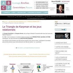 Les Jeux psychologiques et le triangle de Karpman