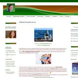 Site de Cécile Neuville, psychologue sur Montpellier: Méthode des piliers de vie
