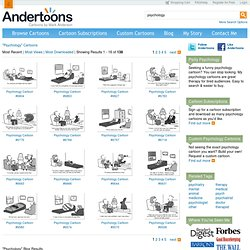 Psychology Cartoons - So, tell me about your mother - ANDERTOONS